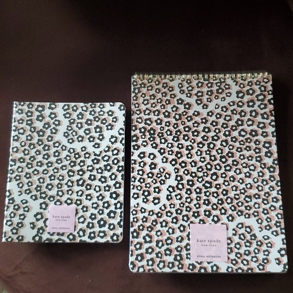 kate spade Other - NWT Kate Spade  Flair Floral Notebooks 2 sets